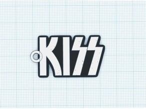 Keychain Kiss