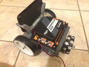 FTC MiniBot - Rev module test bot