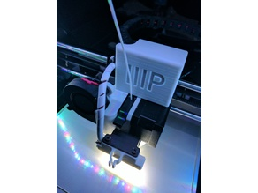 Extruder dial indicator clamp light V2.1