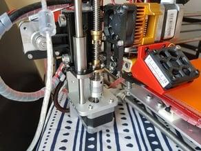 Aus3d ir-Z MK8 Extruder 40mm Fan Mount (NEMA)