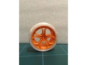 Lambo Wheel Rim 1/10