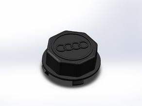 Audi 100 C2 Hubcap