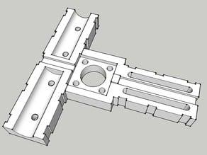 12mm dipole insulator VHF or UHF
