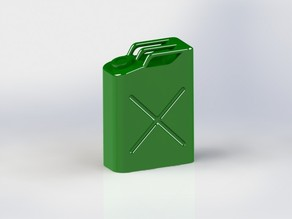 Jerrycan 1/10 scale