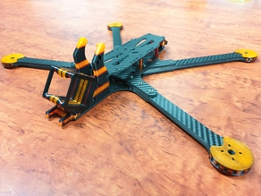FR10 Quadcopter Frame