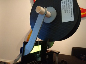 Spool holder GEEETech i3 Pro B