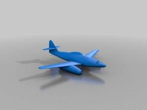 ME-262 WWII Jet