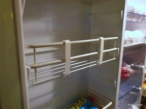 Gram refridgerator clip on baars for door boxes