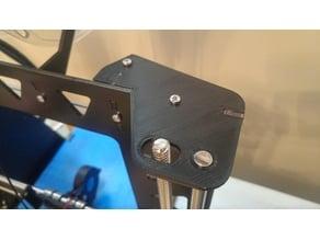 Prusa Steel 8mm Lead Screw - Rod Holder Upgrade