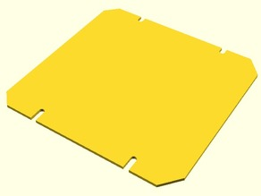Flush Side Panels for Replicator 2 / 2X 3D Printers