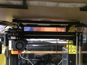 Prusa i3 LED strip