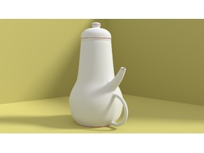 Impossible Teapot