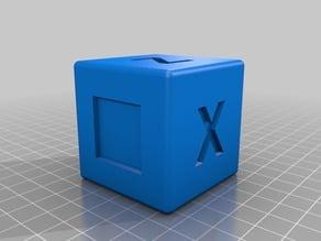 Better XYZ Cube