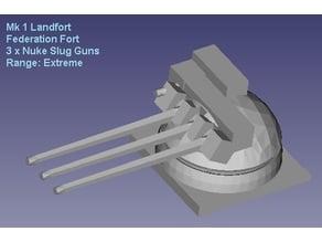 Spacefort Federation Mk1