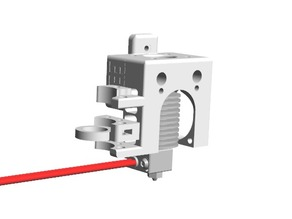 Scalar - E3D Adjustable height probe support