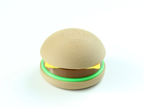 Hamburger Multicolor