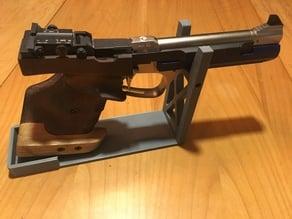Pistol/Revolver stand