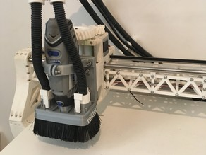 reittec dust shoe (fully printed) -Dremel 3000 for rBot