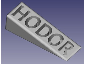 YAHDS - Yet Another Hodor Doorstop
