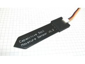 Capacitive Soil Moisture Sensor V1.2 Housing