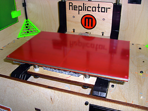 Rigid Polyester Tape for Replicator Heated Bed