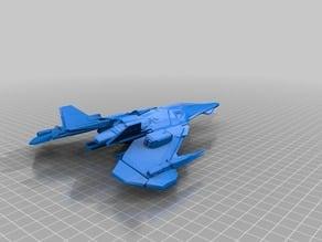 "Destiny Uncommon Ship ""LRv1 Javelin"" 1:100 Scale"