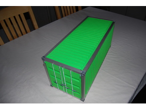 Basic Container Project: Closed Container