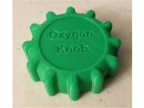Oxygen Tank Knob
