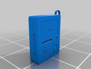BMO - AdventureTime Keychain