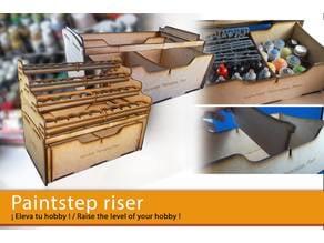 Paintstep riser - Modular system