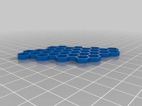honeycomb test pattern
