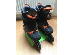 Inline skates holder