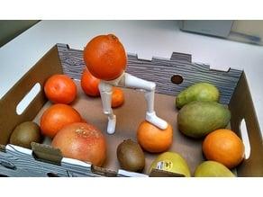 Legs for Fruit
