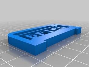 DFTBA 3D Printing Text Plate