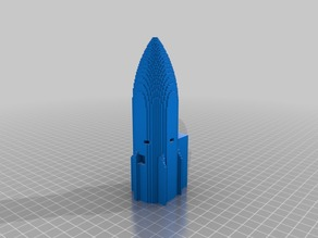 (3D Slash) Firecracker_Rocket