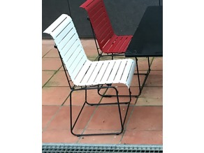 pied chaise fermob