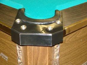 Pool Table Corners