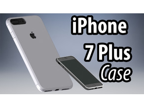 iPhone 7 Plus Case 'Regular'