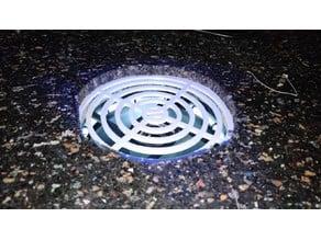 Grille ventilateur 120mm (idéal pour caisson) - Protective fan