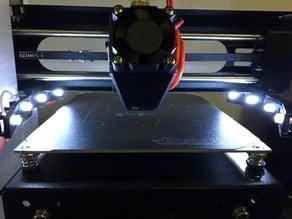 LED Mounts Flexible & Modular for MP Select Mini & Others