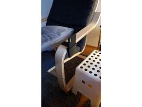 Ikea Poäng Smartphone Holder