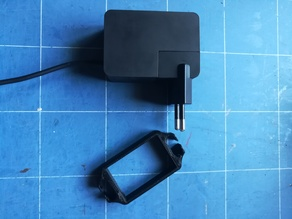 Surface Go charger Wireholder