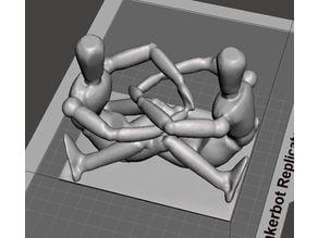 dummy knot