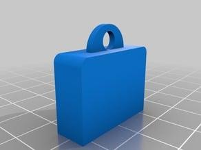 Ipod Shuffle 1st Gen Keychain Top