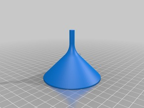 Funnel For Vase Mode