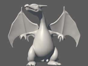 Charizard Better Pose