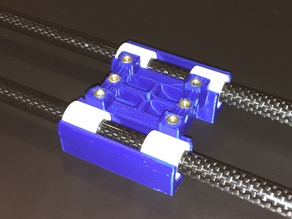 Hypercube Evolution X-Carriage for 10mm rods