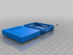 Tiny NES through CPI3.1