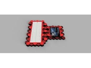 Arduino & Breadboard Mount