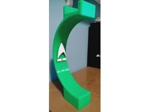 Trekkie Head Phone Stand